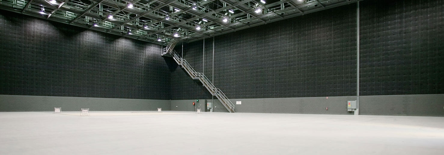 A blank canvas for your next event