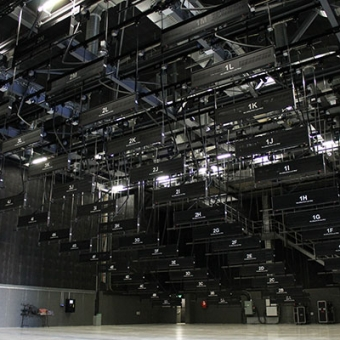 State-of-the-art sound stage at Docklands Studios