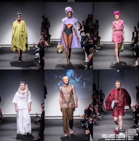 A fashion-forward visual feast at Fred Hates Fashion event