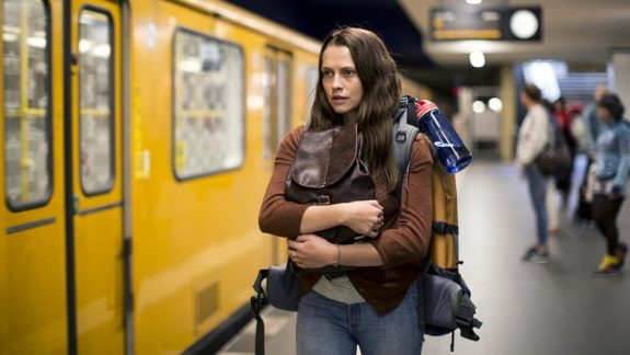 Teresa Palmer as Clare in Berlin Syndrome. Picture credit: Sarah Enticknap.