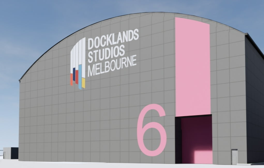 WATCH: Docklands Studios Sound Stage 6